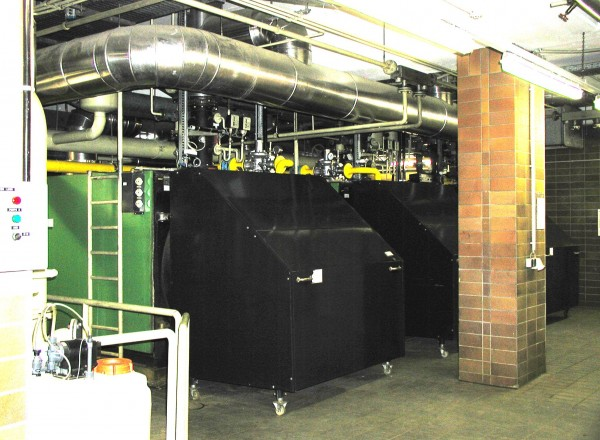 Energiezentrale ZEB