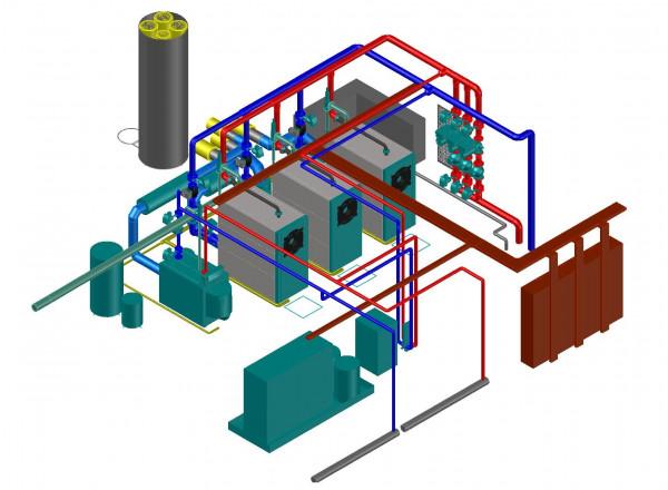 Energiezentrale Bukow