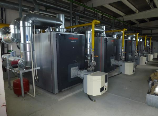 Energiezentrale Waltersdorf