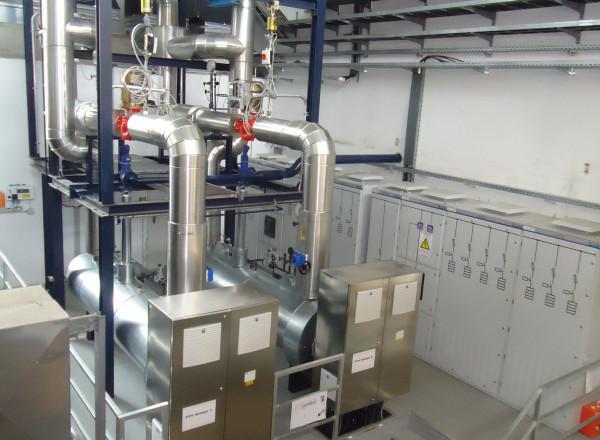 Power to Heat Anlage