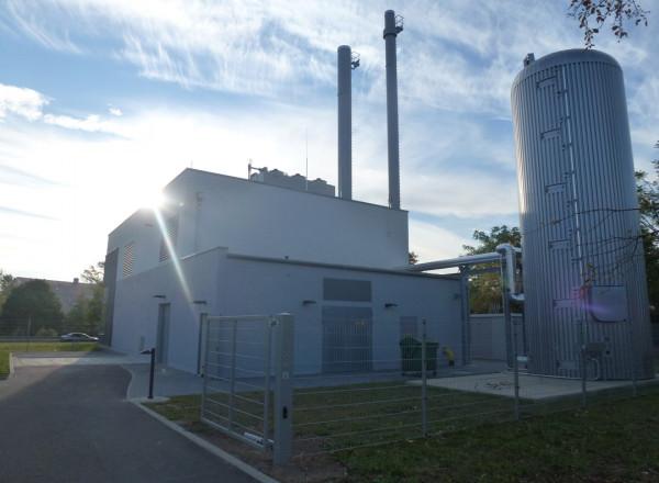 Heizkraftwerk Ikarusstraße