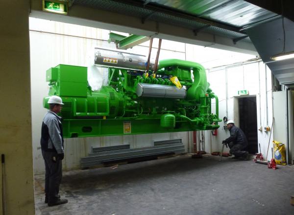 Energiezentrale Buchholz-West